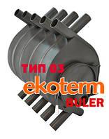 Отопительная печь Булерьян классический Ekoterm Buler 27 кВт ETBul-27/240