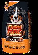 Пан Пес Лайт 10кг корм для собак склонных с полноте