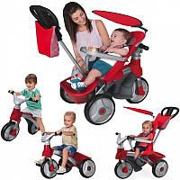 Уникальный трёхколёсный велосипед Feber 4в1 Baby Trike Easy Evolution
