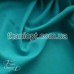 Ткань стрейч джинс (бирюзовый)