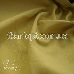 Ткань Джинсовая ткань (авокадо)