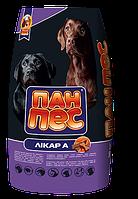 Пан Пес Доктор-А 10кг корм для собак старше 7лет