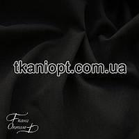 Ткань Джинсовая ткань ( черный )