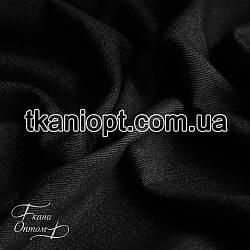 Ткань Джинсовая ткань (темно-серый)