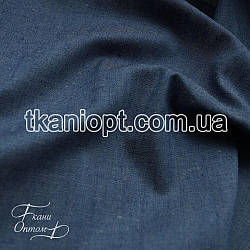 Ткань Джинсовая ткань (рубашечая)