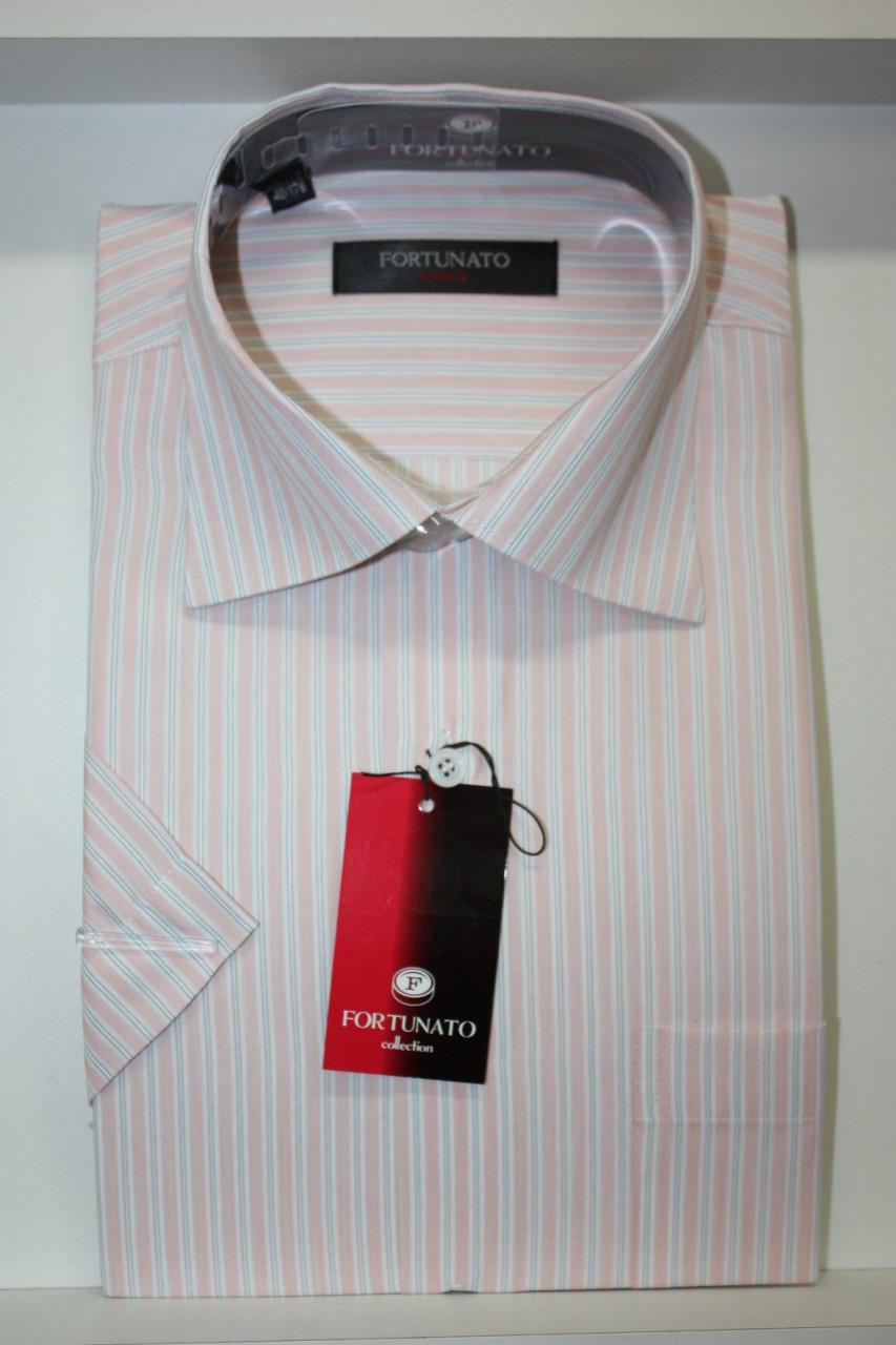Рубашка с коротким рукавом Fortunato