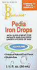 Pedia Iron Drops 50 mL железо для самых маленьких, фото 2