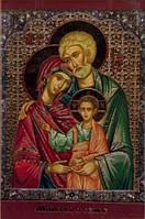 "Икона-сувенир на магнитной основе ""Молитва о семье"""