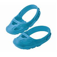 BIG защита обуви для катания на беговеле.Цвет:голубой