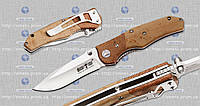 Складной нож E-103 (8Cr13 MoV) MHR /00-51, фото 1