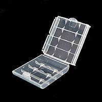 BOX, Бокс,холдер,коробочка для аккумуляторов 4 x АА/AAA , фото 1