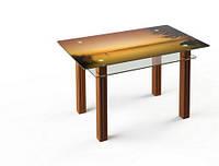 Кухонный стол из стекла SW 6
