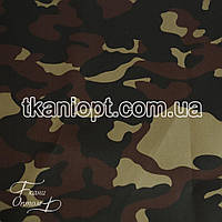 Ткань Камуфляж Woodland highland (Украина)