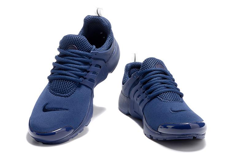 Кроссовки Nike Air Presto Blue Синие мужские