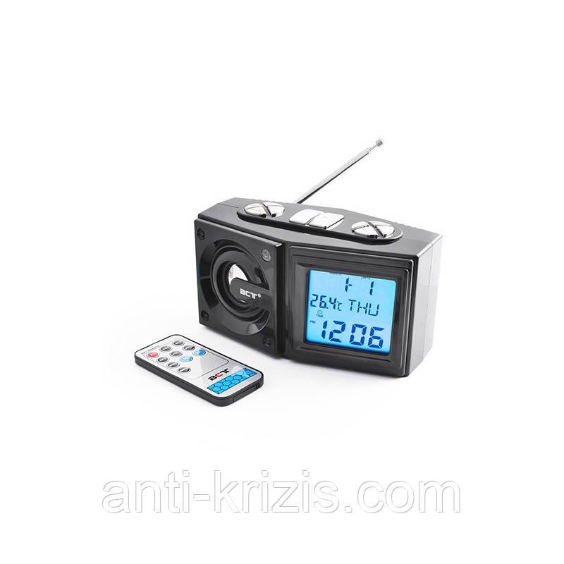 Купить радио фм с часами часы женские наручные переводчик
