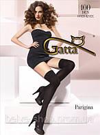 Заколенники-ботфорты-гетры Gatta, 100 DEN, фото 1