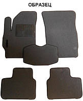 Ворсовые коврики для Fiat 500L 2012- (IDEA)