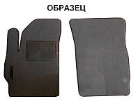 Ворсовые передние коврики для Peugeot 107 2005-2014 (IDEA)