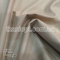Ткань Кожзам  (бежевый)