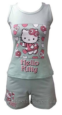 Піжама з шортами Hello Kitty, фото 2