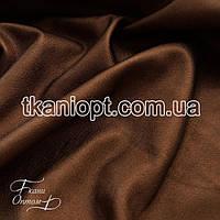 Ткань Кожзам на флисе (бронза)