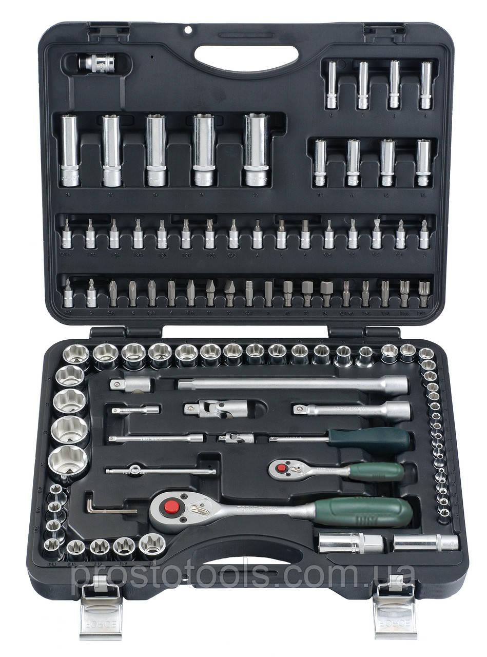 Набор инструмента 108 предметов Force 41082