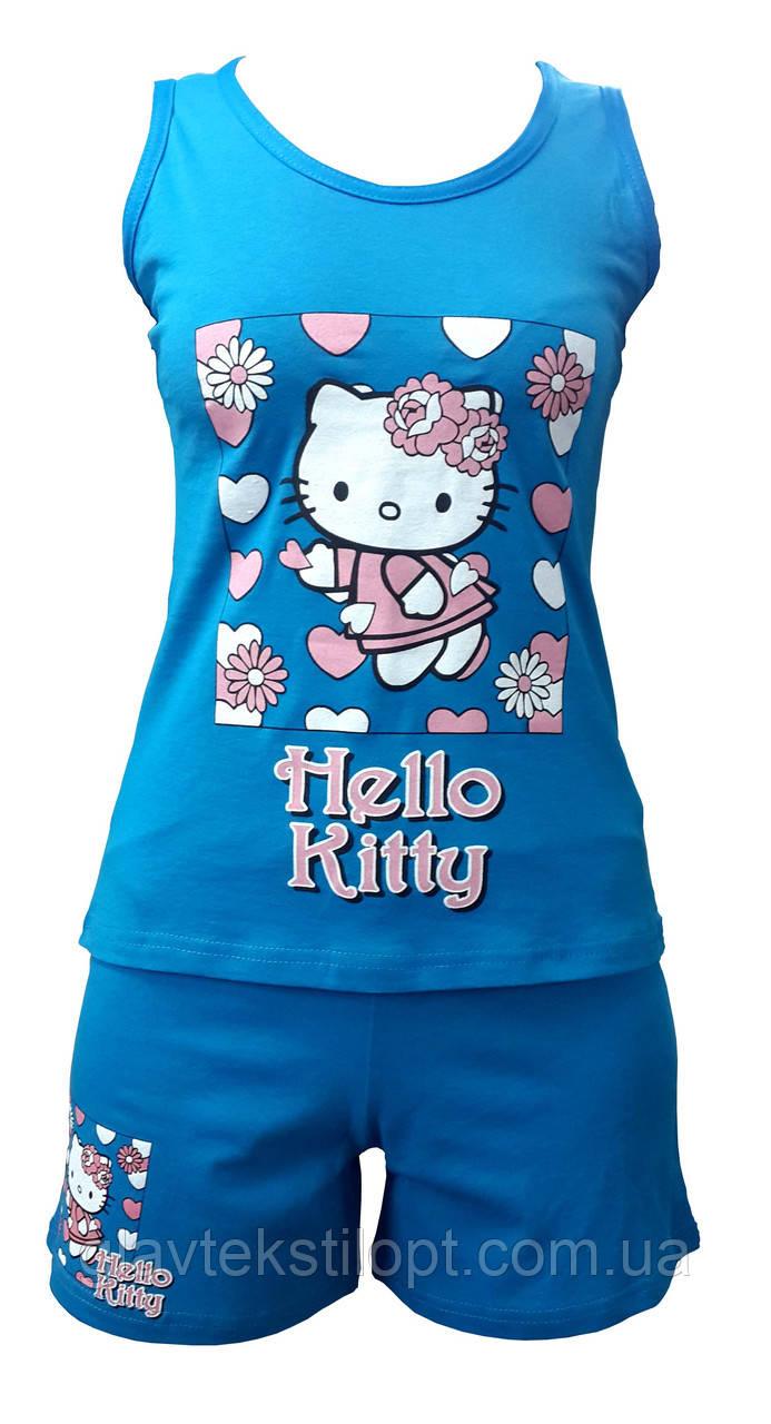 Піжама з шортами Hello Kitty