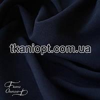 Ткань Костюмная ткань анжелика ( темно-синий )