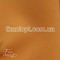 Ткань Костюмная ткань креп ( бледно-оранжевый )