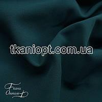 Ткань Костюмная ткань креп ( бутылочный)