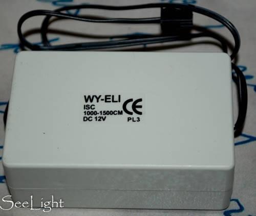 Инвертор для холодного неона серии ISC 12V 2000-3200cm/1000-1500cm, фото 2