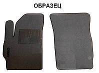 Ворсовые передние коврики для Nissan Navara (D40) 2005-2010 (IDEA)