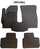 Ворсовые коврики для Nissan Navara (D40) 2005-2010 (IDEA)