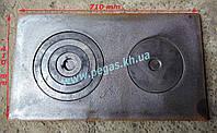 Плита чугунная (конфорки в комплекте)