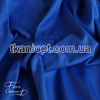 Ткань Коттон мемори (электро-синий)