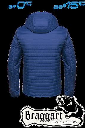 Мужская яркая демисезонная куртка Braggart (р. 46-54) арт. 1295В, фото 2