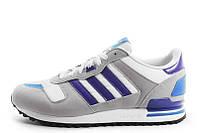 Женские кроссовки Adidas  ZX700 Originals Lumiere Grise, фото 1