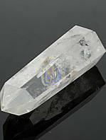Кристалл горного хрусталя натурального