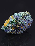 Природный камень Азурит натуральный