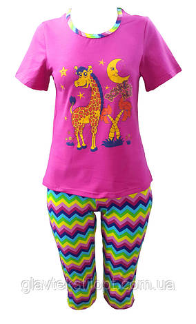 Летняя пижама с капри, фото 2