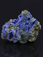 Натуральный минерал азурит