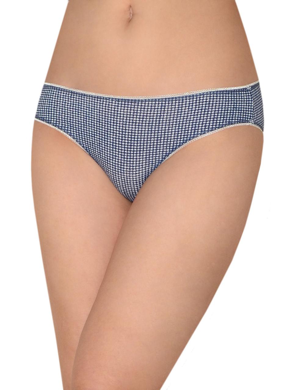 """Трусики мини бикини женские """"EGO"""" KLW 13(134) размер L"""