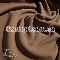 Ткань Креп дайвинг ( капучино )
