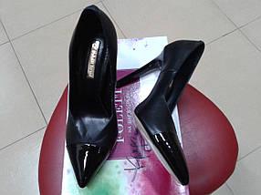 НОВИНКА! Женские классические  туфли на высокой  шпильке FOLETTI  F 10                                  , фото 3