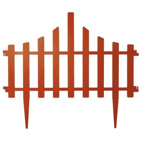 Заборы и решетки для газонов и клумб