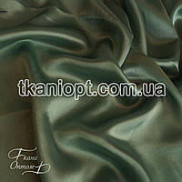 Ткань Креп-сатин ( шалфей )