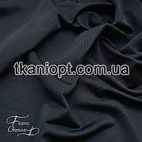 Ткань Трикотаж кристалл (темно-серый)
