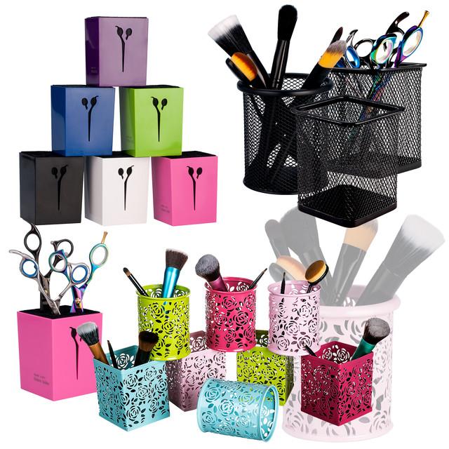Полочки, подставки, органайзеры для косметики и ногтевого сервиса