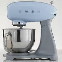 Планетакрный миксер - кухонный комбайн Smeg SMF01PBEU, фото 1