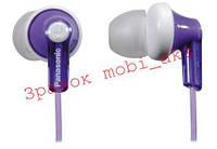 Навушники Panasonic RP-HJE118GU-V фіолетові